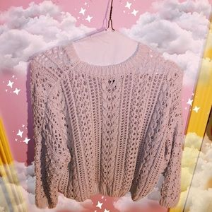 Sweater from forever 21